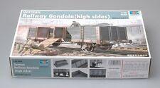TRUMPETER® 01517 German Railway Gondola (High Sides) in 1:35