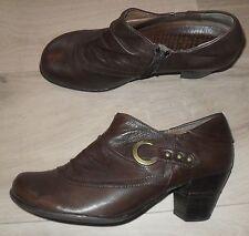 Caprice ,Gr.37 ,Uk 4,Stiefeletten,Marken Schuhe,Echtleder