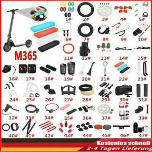 DE für Xiaomi Mijia M365 Elektroroller E-Scooter Reparatur Ersatzteile Zubehör
