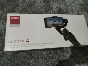 Zhiyun Smooth 4, Smartphone 3 axies Stabiliser