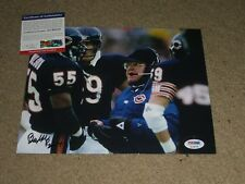 BUDDY RYAN SIGNED AUTOGRAPHED 8X10 PHOTO CHICAGO BEARS COOL SB 20 PSA DNA E