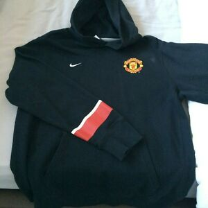 Nike Manchester United Boys Hoodie Top Age 13-15 years XL