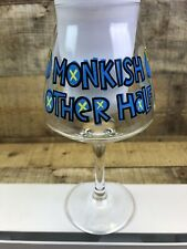 Nomalhead Monkish X Other Half Rare Teku Glass