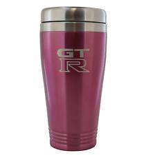 Nissan GT-R Pink Stainless Travel Mug