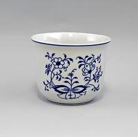 Porcelaine Cache-pot À Motif De Bulbes Lindner Bayern (bavière) 9986310