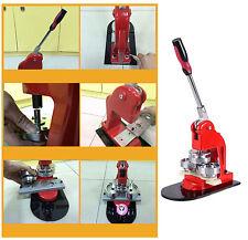 "Badge Button Maker Machine/Button Making Supplies Mold size 1""-7.87""(25-200mm)"
