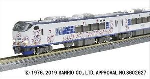 Tomix 98674 JR Series 281 Hello Kity Haruka Butterfly 6 Cars (N scale) Japan NEW