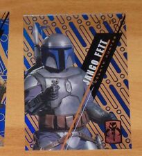 Topps 2016 STAR WARS High Tek Card SW-25 JANGO FETT 63/99 Carte