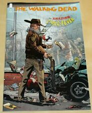WALKING DEAD #1 15th Anniversary COMIC FEVER STORE EXCLUSIVE !