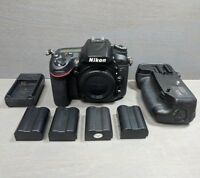 Nikon D7100 24.1 MP Digital SLR Camera Body - Extra Batteries!