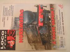 ** Loco Revue n°668 Locomotive E 402 B FS Rivarossi / Nuremberg 2003