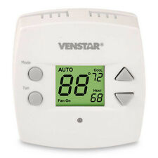 Venstar T1010 Residential, Single Day Programmable Digital Thermostat