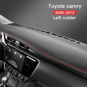 Car Dashmat Dash Mat Dashboard Cover Pad Protector For Toyota Camry 2006-2012