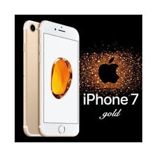 APPLE IPHONE 7 128GB Gold NUOVO SIGILLATO SMARTPHONE ITALIA INVIARE