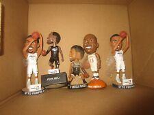 Basketball Bobblehead Doll Lot (5) - see photos