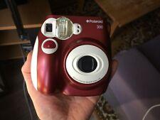 Camera Instant Polaroid Peak 300 Red