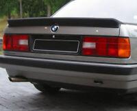 BMW 3 E30 MTECHNIC / MTECH 1 LOOK REAR BOOT SPOILER NEW!