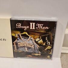 Boyz II Men - Throwback [Us Import] - Boyz II Men CD Fast & free delivery.