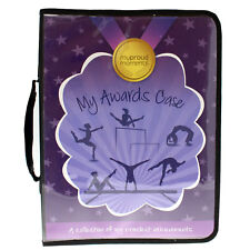 My Proud Moments - Gymnastics Achievement Medal Badge Case