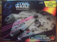 STAR WARS ELECTRONIC MILLENNIUM FALCON KENNER