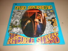 David Steinberg, The Incredible Shrinking God SEALED PROMO Record Lp