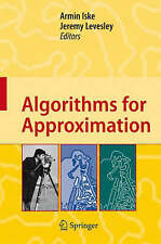 Algorithms for Approximation: Proceedings of the 5th International Conference, C