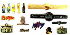 BIER Pin / Pins - KARLSBERG / 15 veschiedene PINS!!!!!!!!!! [4003]