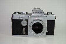 Topcon RE-2 Film Camera Body - For Repair