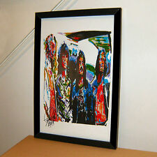 Led Zeppelin Stairway to Heaven The Starship Music Print Poster Wall Art 11x17