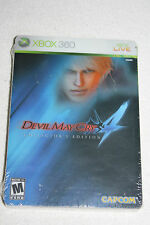 ++ jeu XBOX 360 DEVIL MAY CRY 4 collector's édition NEUF sous blister ++