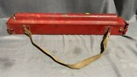 VINTAGE PENNSYLVANIA RAILROAD PRR WORKMANS FLARE CONTAINER