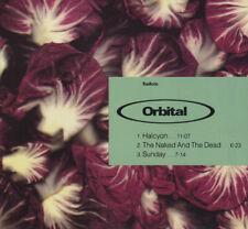 ORBITAL - HALCYON CD EP