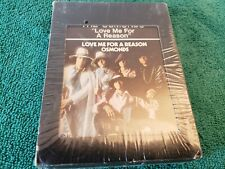 The Osmonds- 'Love Me For A Reason' 8-Track Tape- FACTORY SEALED