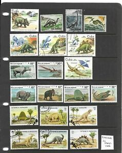 Dinosaurs selection used