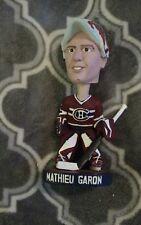 Mathieu Garon Bobblehead! NHL Montreal Canadiens/ Pittsburgh Penguin Goalie