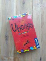 NEW Kosmos UBONGO Card + Tile Game Age 7+ Travel Fun Family (German Edition)