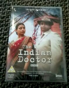 THE INDIAN DOCTOR - THE COMPLETE SERIES 1 (SEASON ONE) DVD - NEW & SEALED - BBC