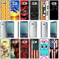 For Samsung Galaxy Note 8 SM-N950 Slim Fit Durable Clear TPU Case