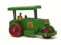 Matchbox Lesney No.1a Aveling Barford Road Roller (VERY RARE CURVED ROOF)