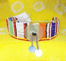 African Maasai necklace choker Masai Massai tribal boho ethnic jnmc327
