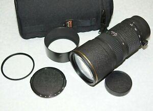Tokina AT-X PRO 80-200mm F/2.8 AF Zoom Lens - Sony SLT / DSLR Minolta A Mount