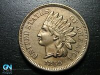 1859 Indian Head Cent Penny  --  MAKE US AN OFFER!  #B4492