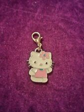 pink n blue hello kitty clip on charm