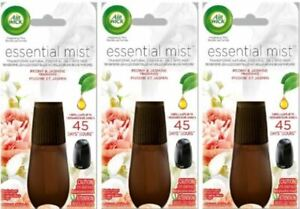 Air Wick Mist Diffuser Refills 20ml - Pack of 3 - Airwick