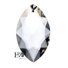 1PCS Hanging Window Crystals Sun Catcher Feng Shui Prisms Wedding Ornaments 38mm