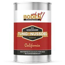 Außenöl TUNG-Nussöl Terrassendielen wasserfest 0,75l geeignet für Haustiere