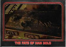 1999 Topps Star Wars Chrome Archives #52 The Fate Of Han Solo > Carbonite