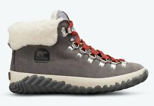 Sorel Out and About Boots Grey Size 5 Brand new FREE POSTAGE