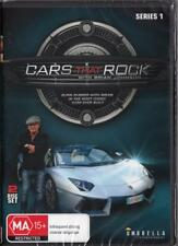 The Cars That Rock : Series 1 (DVD, 2015, 2-Disc Set) Region Free