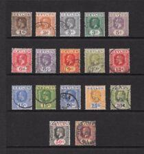 Colony George V (1910-1936) Postage Ceylon Stamps